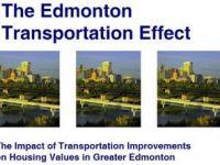 Edmonton Real Estate Prices Driven by Transportation Improvements